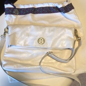Tory Burch oversized clutch
